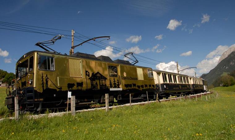 choco train